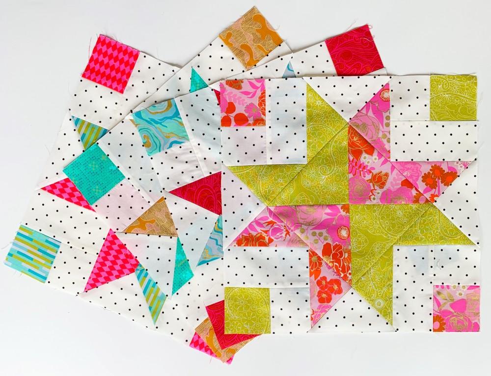Bronte's Quilt Pattern by Emma Jean Jansen