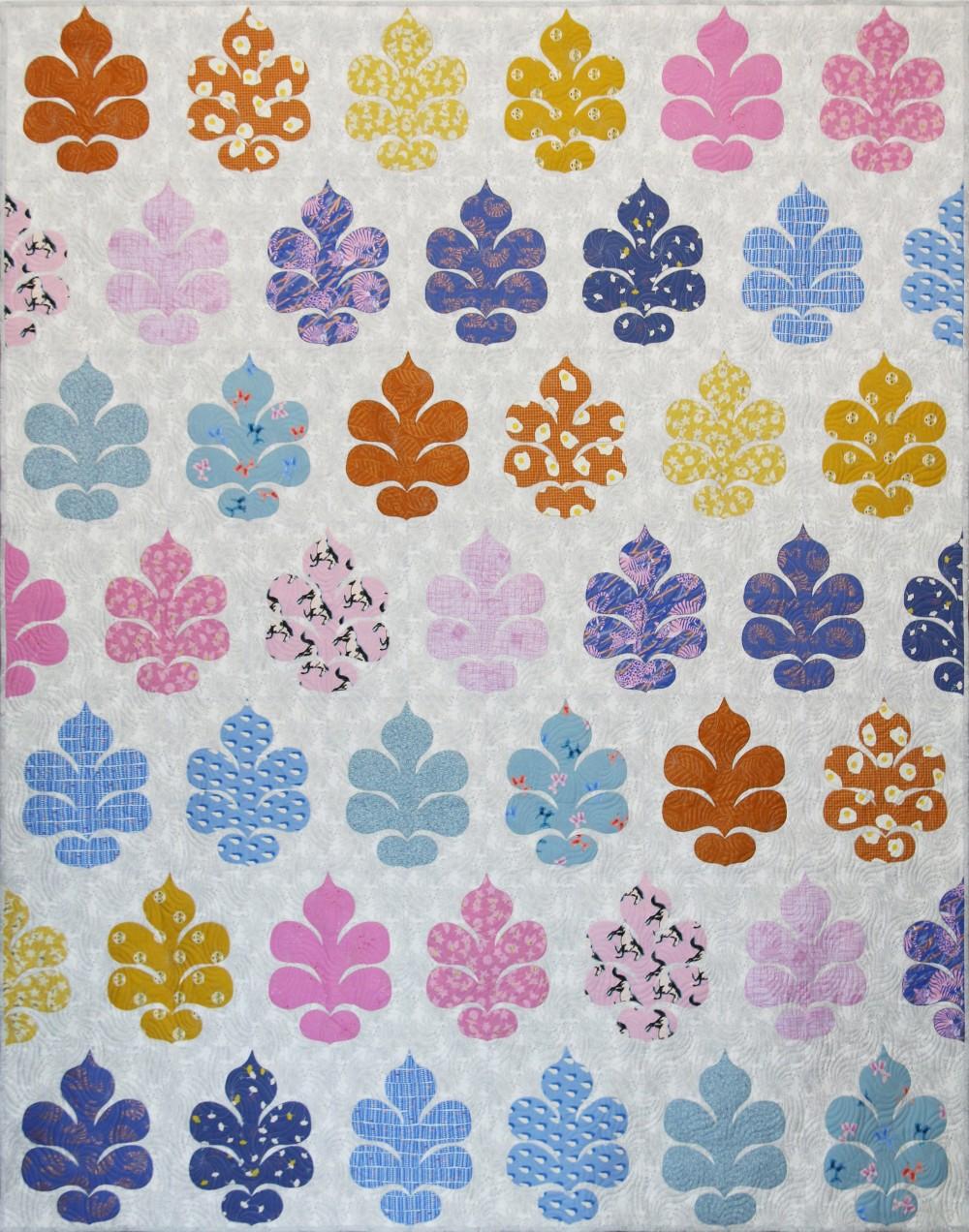 Thora Belle Quilt Pattern by Emma Jean Jansen