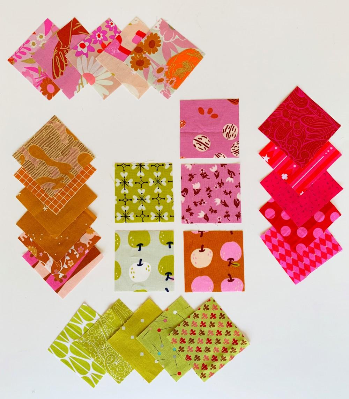 Bronte's Stars Quilt Pattern by Emma Jean Jansen