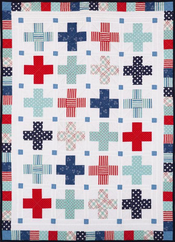 Little Crosses by Emma Jean Jansen