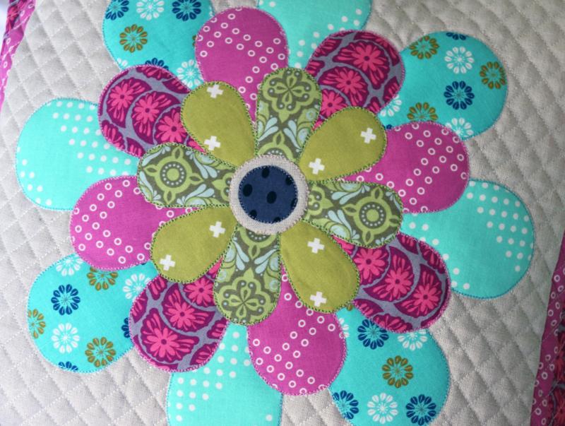 Petal Cushions Pattern