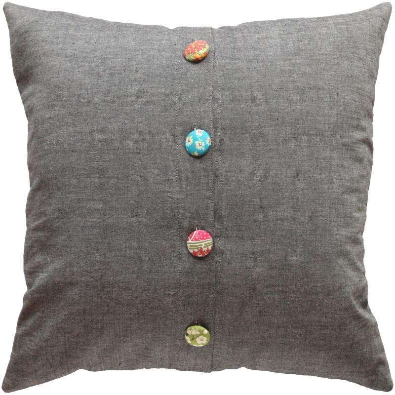 Lovely Liberty Cushion by Emma Jean Jansen