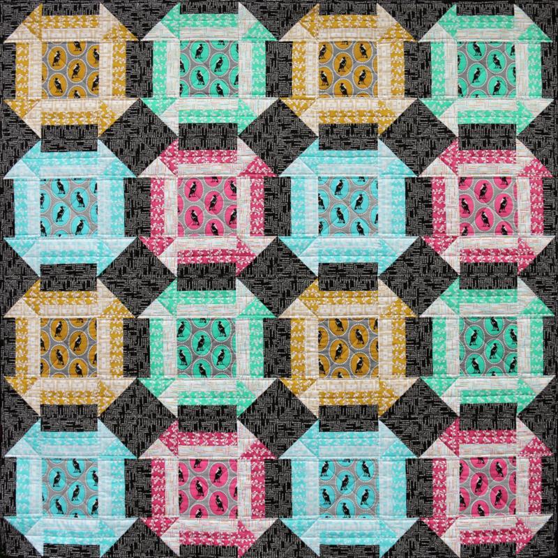 Melways Quilt Pattern by Emma Jean Jansen