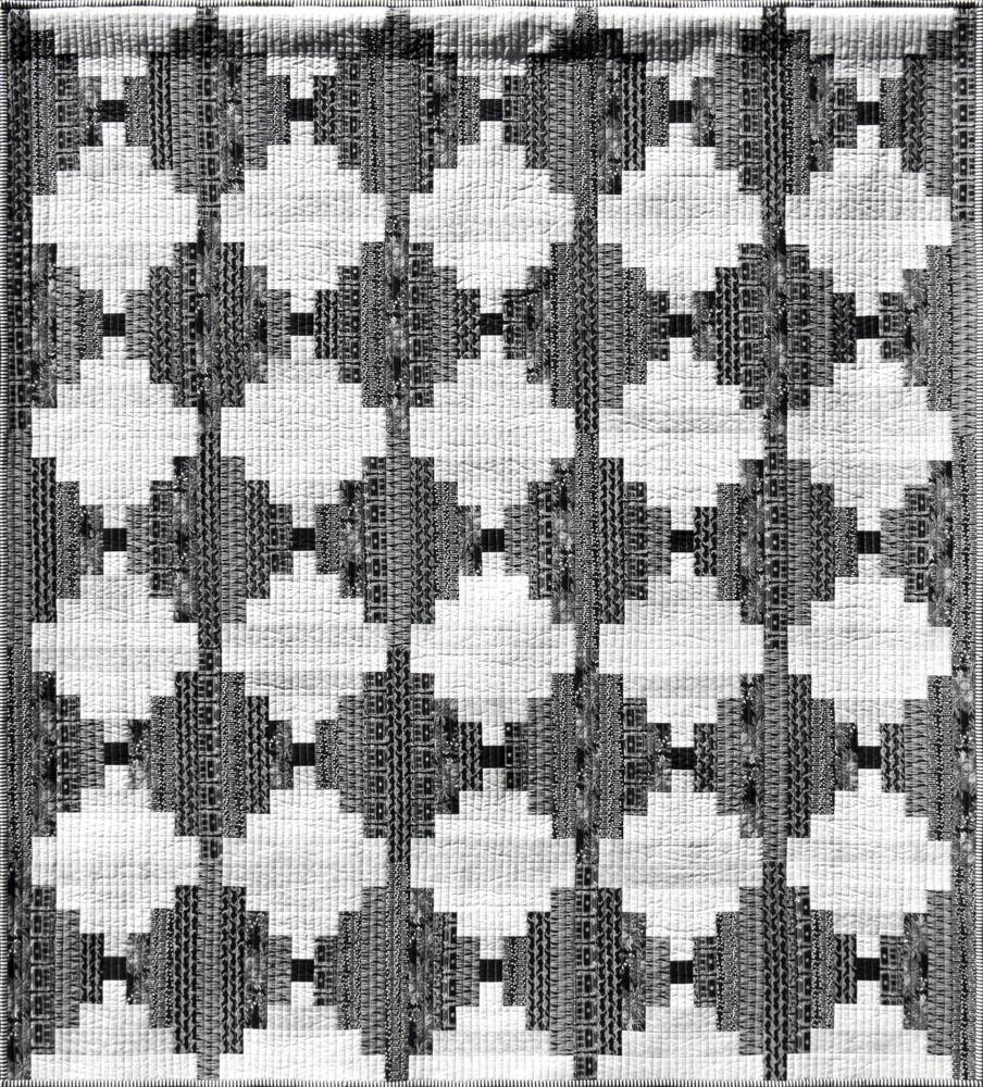 Buffy's Blocks Quilt Pattern by Emma Jean Jansen