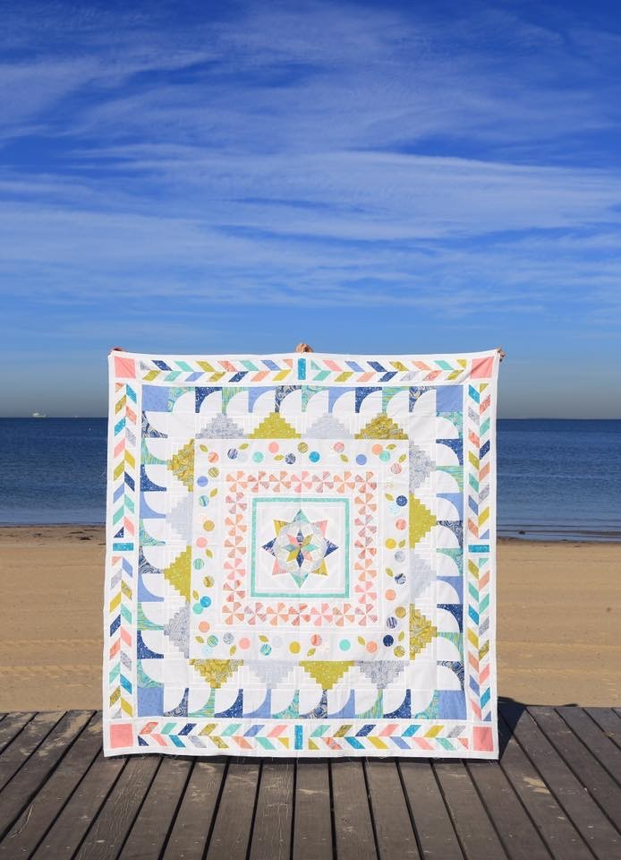 Girt By Sea Quilt