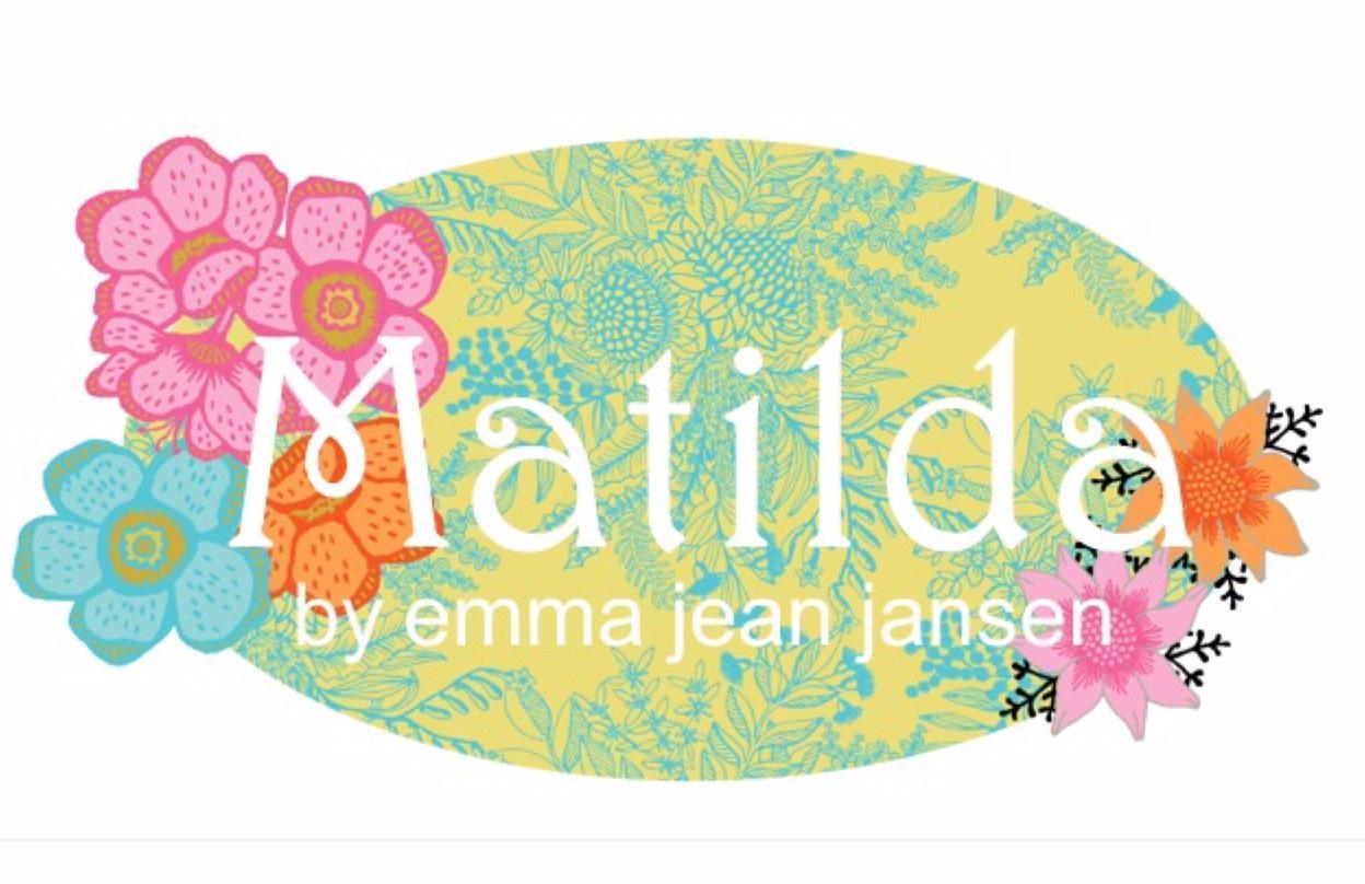 Matilda by Emma Jean Jansen