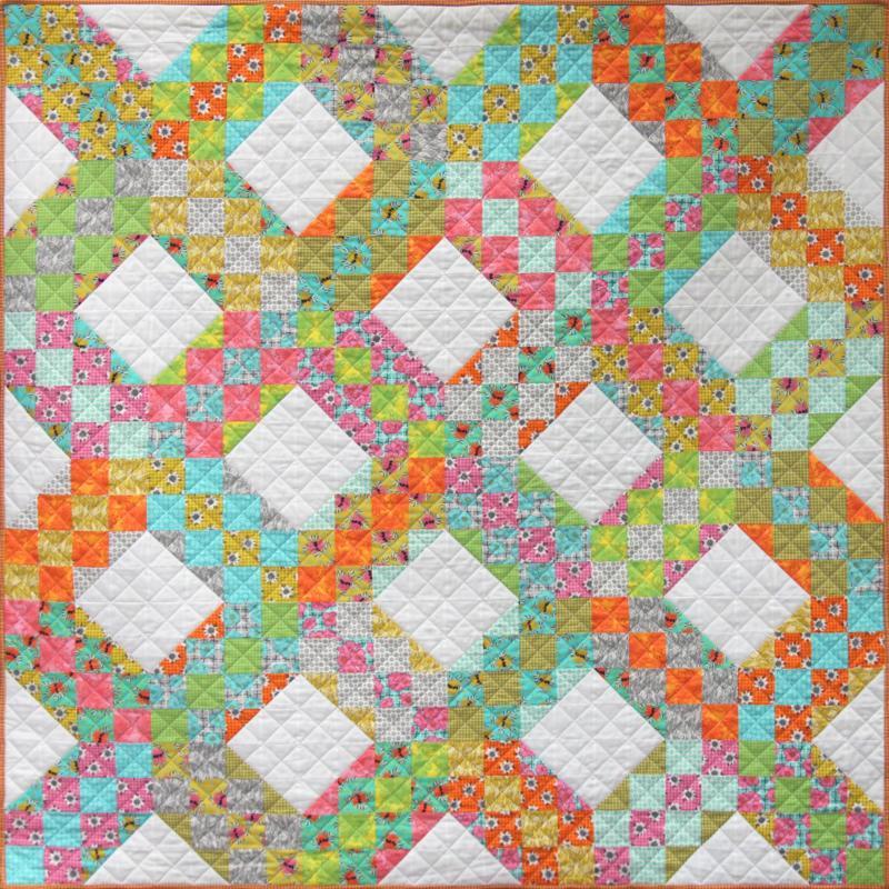 Southern Cross Stars Quilt Pattern by Emma Jean Jansen