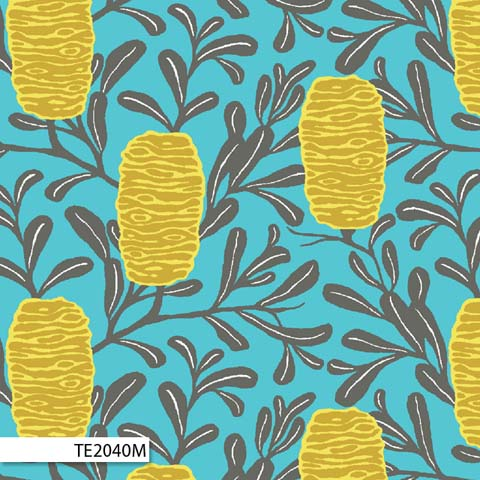 Melba Banksia Mustard