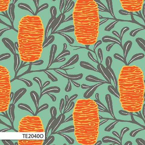Melba Banksia Orange