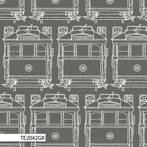 Melba Tram Grey