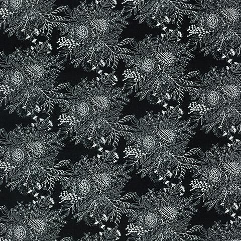 Botanical - Black