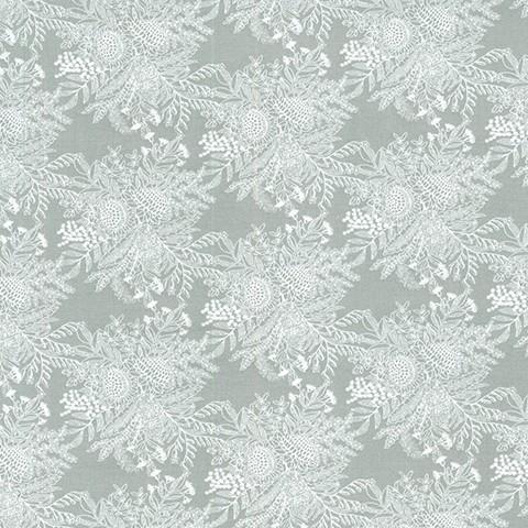 Botanical - Silver