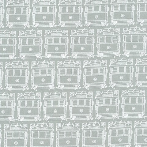 Trams - Silver