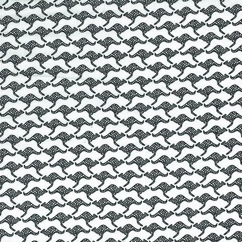 Kangaroos - White
