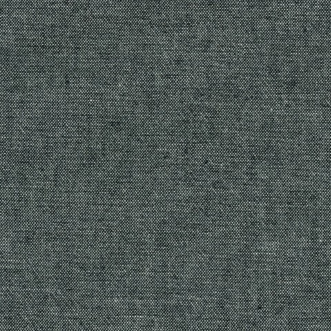 Yarn Dyed Chambray - Black